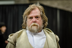 The Penultimate Jedi (misterperturbed) Tags: awesomecon awesomecon2018 awesomecondc2018 washingtondc lukeskywalker starwars jedi