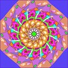 Mandala 1-3-4 (Astronira) Tags: pattern ornament seamless graphic design abstract abstraction background symmetry texture textural art image rhythm мандала симметрия astronira орнамент круглый