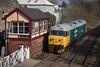50015 Valiant Ramsbottom (daveymills31294) Tags: 50015 valiant class 50 elr east lancashire railway ramsbottom