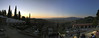 View over Florence from San Miniato al Monte (rob.brink) Tags: florence italie italy firenze city urban architecture europe view over from san miniato al monte sunset sky italia pano panorama
