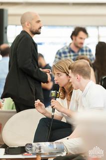 ITW Adèle Haenel & Kevin Azaïs