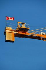 East Village Crane Flag (Bracus Triticum) Tags: construction east village crane flag calgary カルガリー アルバータ州 alberta canada カナダ 12月 december winter 2017 平成29年 じゅうにがつ 十二月 jūnigatsu 師走 shiwasu priestsrun