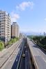 IMG_1440 (Ethene Lin) Tags: 古亭河濱公園 大樓 水源快速道路 藍天 白雲