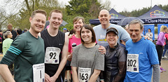 _NCO0428a (Nigel Otter) Tags: st clare hospice 10k run april 2018 harlow essex charity