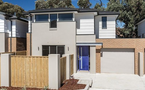 TH2 Lot 5/218A Clayton Street, Canadian VIC
