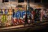 Stokes Croft, Bristol, UK (KSAG Photography) Tags: graffiti art street streetphotography city urban nikon 35mm wideangle night nightphotography bristol uk unitedkingdom england europe britain road culture