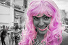 Os limites dessa garota (Simplíssimus) Tags: brazil brasil garota carnaval hair portrait retrato