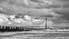 Beast from the East II (FujiRob) Tags: hornsea sea northsea fujifilmxe2 nd4 beach groyne stormy clouds niksilverefex