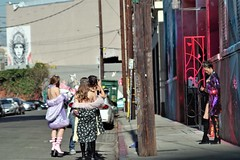 Life In The Arts District - L.A.