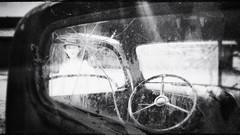 A Window (m8urnett) Tags: surreal surrealism abstract blackandwhite photomanipulation grunge