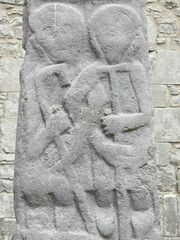 Cathédrale St Fatchnan (archipicture71) Tags: kilfenora fatchnan ireland irlande roman gothic gothique romanesque tower nave chor flamboyant cathedrale cathedral church eglise tour nef chevet choeur ruines croix gross high sculpture grande tombeau tomb grave sarcophagus gisant dalle funeraire monument nord sud est ouest north south east west doorty