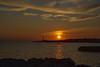 Noch ein Sonnenuntergang! (Tatjana_2010) Tags: sonnenuntergang leuchtturm menorca meer himmel wolken faro lighthouse sunset