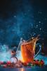 Berry tea 1 (Dina Belenko) Tags: berry copyspace creative cup drink food glass magic nature stilllife tea