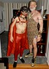 DSCN3622 (danimaniacs) Tags: halloween party costume shirtless man guy mask hot sexy beard scruff smile bulge tarzan