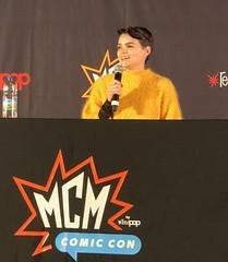 MCM Comic-Con (radioink) Tags: spring nec 2018 cosplay birmingham movie mcm film hildebrand deadpool comic con negasonic teenage warhead brianna