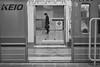 DSCF7603 (tohru_nishimura) Tags: xe1 xf3514 fujifilm shinjuku train keio station tokyo japan