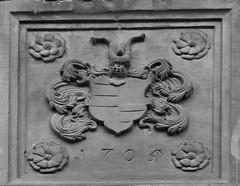 Wappen derer von Erthal (stanzebla) Tags: elfershausen coatofarms blason wappen 18thcentury 18jahrhundert sculptures skulpturen