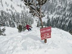 Mott Canyon (benjaminfish) Tags: ski snow snowboard heavenly lake tahoe march spring 2018