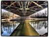 ...unter der brücke... (1elf12) Tags: vechelde stichkanal salzgitter brücke bridge eisenbahnbrück train germany deutschland 7dwf
