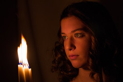 IMG_9597 (Aaron A Baker) Tags: blow candle out flame fire taylor paint collage face macro perfect portraits magical lowlight one light source