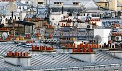 zink (roberke) Tags: daken roof rooftop huizen houses schouwen sunlight zonlicht outdoor buiten chaos paris parijs