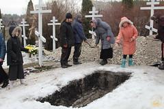 70. Похороны схимон. Любови в Богородичном