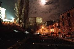 (նորայր չիլինգարեան) Tags: fujicolorsuperiaxtra400 mamiyasekore28mmf28 mamiyazm գիշեր ժապաւէն լուսանկարներ մատենադարան շէնք չմշակած պոլիտեխնիկ երեւան