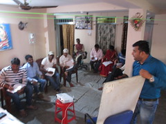 Training for Trainers for ARPAN Gramin Vikas Samiti at Patna, Bihar