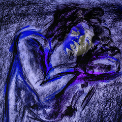 Odd portrait (COLINA PACO) Tags: portrait retrato ritratto girl chica ragazza femme mujer woman franciscocolina fotomanipulación fotomontaje photoshop photomanipulation
