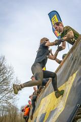 helping hands (stevefge) Tags: 2018 berendonck gelderland strongviking viking mud sport people candid girls jump event reflectyourworld nederland netherlands nl nederlandvandaag endurance action