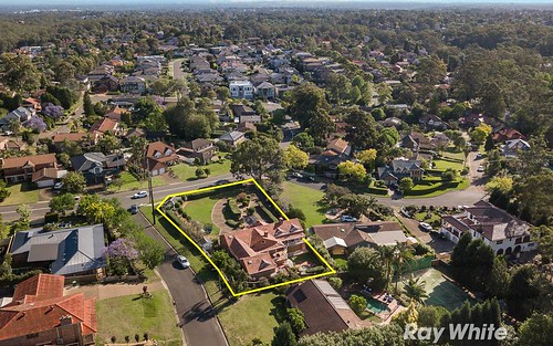 16 Castlewood Dr, Castle Hill NSW 2154