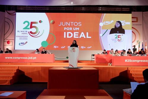 25.º Congresso da JSD