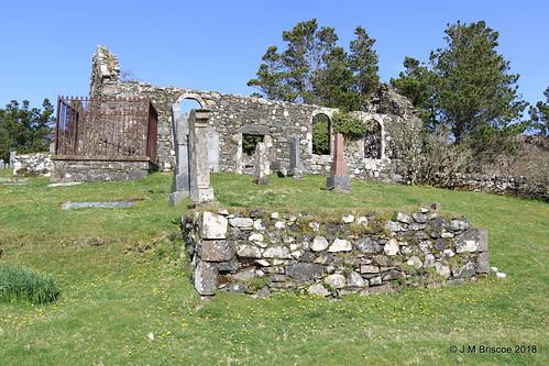 St. Comghan's Church (Old Parish Church), Kilchoan