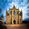 Dom der heiligen Barbara (RA LO Fotografie) Tags: unseco leica m voigtländer sky himmel kuttenberg dom kirche kulturerbe czech kutna hora