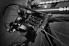 Evolution of the Bicycle (Elton Pelser) Tags: bicycle bw greyscale gears shimano ride biking cycling spokes d3400 nikon bike mtb mountainbike photography blackandwhite blackwhite mono nikond3400 monochrome bandw