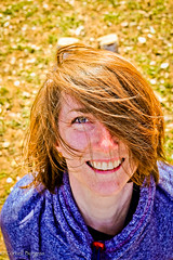 Keep your head up! (CornellBurgessphotography) Tags: people smile cherryblossom yoga tidalbasin cornellburgess washingtondc 2018cherryblossomfestival sunshine pretty woman eyes