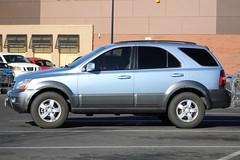 Kia Sorento (ashman 88) Tags: kia sorento kiasorento suv vehicle candid 4door