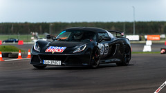 Lotus Exige 350 Sport (m.grabovski) Tags: classicauto cup tor modlin polska poland mgrabovski lotus exige 350 sport