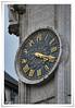 Grand' Place - City Hall (Els Herten) Tags: grandplace brussels belgium clock building architecture gothic cityhall stonework