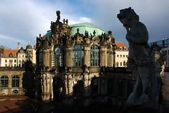 Zwinger, Glockenspielpavillon (IV) (dididumm) Tags: glockenspielpavilion baroque matthäusdanielpöppelmann barock glockenspielpavillon zwinger dresden sachsen saxony germany