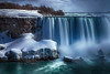 Dynamic and Static (lfeng1014) Tags: dynamicandstatic niagarafalls horseshoefalls ontario canada snow icecrystal icicles silkyflow canon5dmarkiii ef70200mmf28lisiiusm leefilters 2seconds landscape landmark mist rocks lifeng