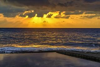 Dee Why Rockpool Sunrise 3