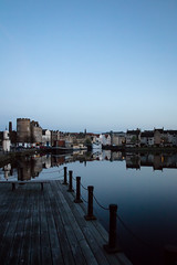 Leith Shore Sunset and Harbour April 2018  (118 of 161) (Philip Gillespie) Tags: sunset sky clouds leith shore harbour water sea river wet reflections buildings architecture mono monochrome black white colour color yellow red orange green purple pink blue urban city town canon 5dsr people men women man woman kids boys girls feet legs heads hands outdoor bridge profile long exposure spider chains birds swan bench scotland edinburgh boats dock night evening lights stars street road hour