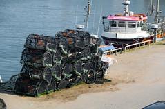 Kilmore Quay Harbour (Guada Pineda) Tags: harbour sea marina boat ship fishing nets traps seaside