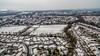 March Snow in Hassocks-4 (dandridgebrian) Tags: hassocks snow drone dji phantom3 keymer england unitedkingdom gb