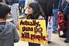 SacGuns138 (ONE/MILLION) Tags: downtown sacramento california students march rally support protest gun laws lives against nra assualt weapons people crowds guardian angels williestark onemillion fb facebook president donald trump potus peace kill murder blm black matter fuck teachers vagina rights guns shame