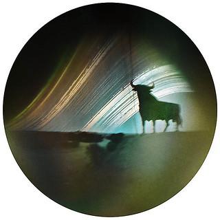 Solarigrafía de un Toro de Osborne (XXX)