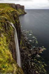 Isle of Skye | Kilt Rock und Mealt Falls (AnBind) Tags: grosbritanien unitedkingdom scottland 2017 ereignisse gb schottland september urlaub culnacnoc scotland vereinigteskönigreich