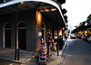 New Orleans (kirstiecat) Tags: callereal frenchquarter neworleans nola people family strangers night canon street guns symbolism racism blog discussion evening parents children violence