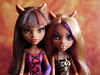 Miranda & Jackie (Alice_Milich) Tags: monsterhigh monster high clawdeen wolf deadtired20 dead tired deadtired scarilyeverafter 13wishes hauntthecasbah